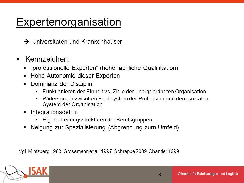 Expertenorganisation