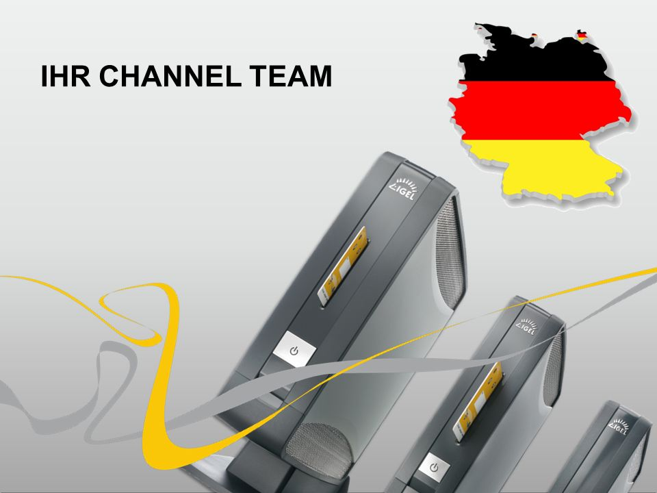 Ihr Channel Team