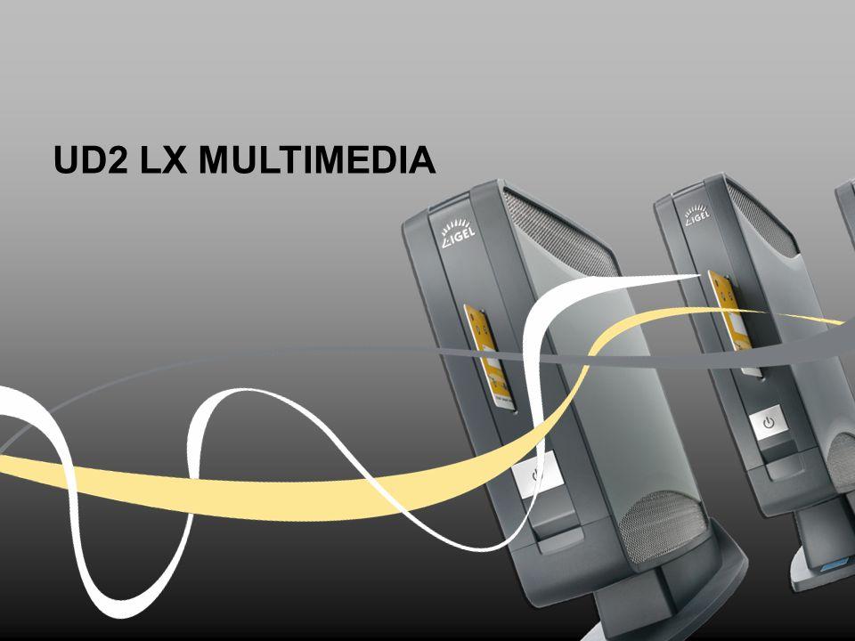 UD2 LX Multimedia