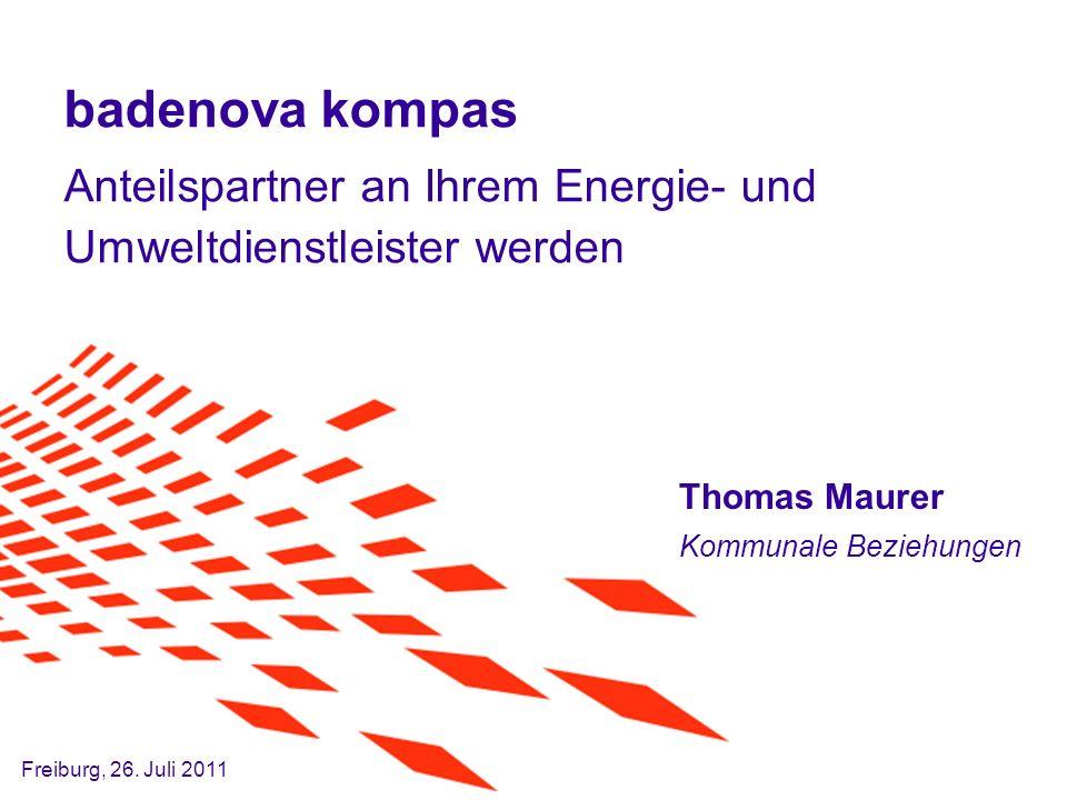 Thomas Maurer Kommunale Beziehungen