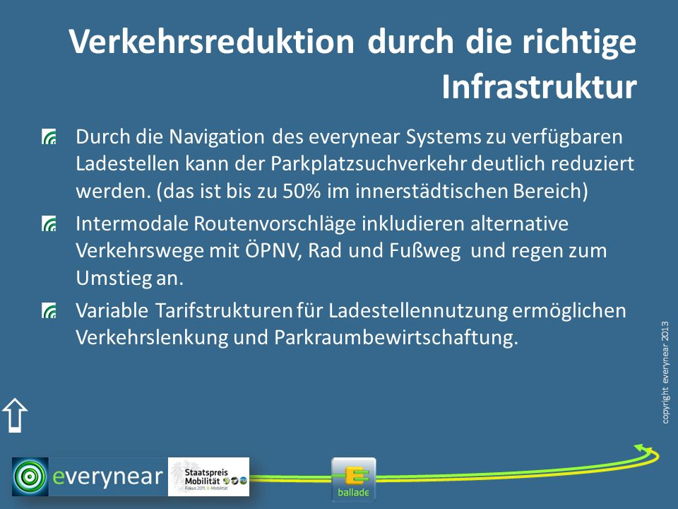 Verkehrsreduktion durch die richtige Infrastruktur