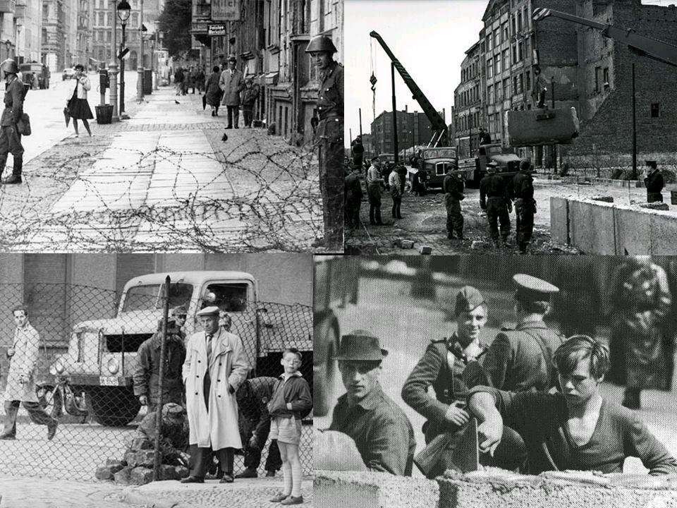 Bilder zur Berliner Mauer