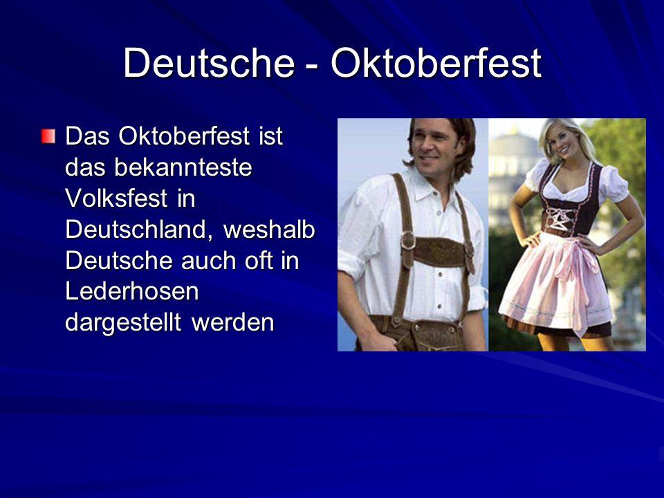Deutsche - Oktoberfest
