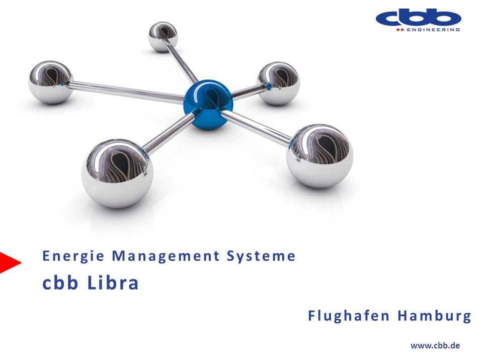 Energie Management Systeme cbb Libra Flughafen Hamburg