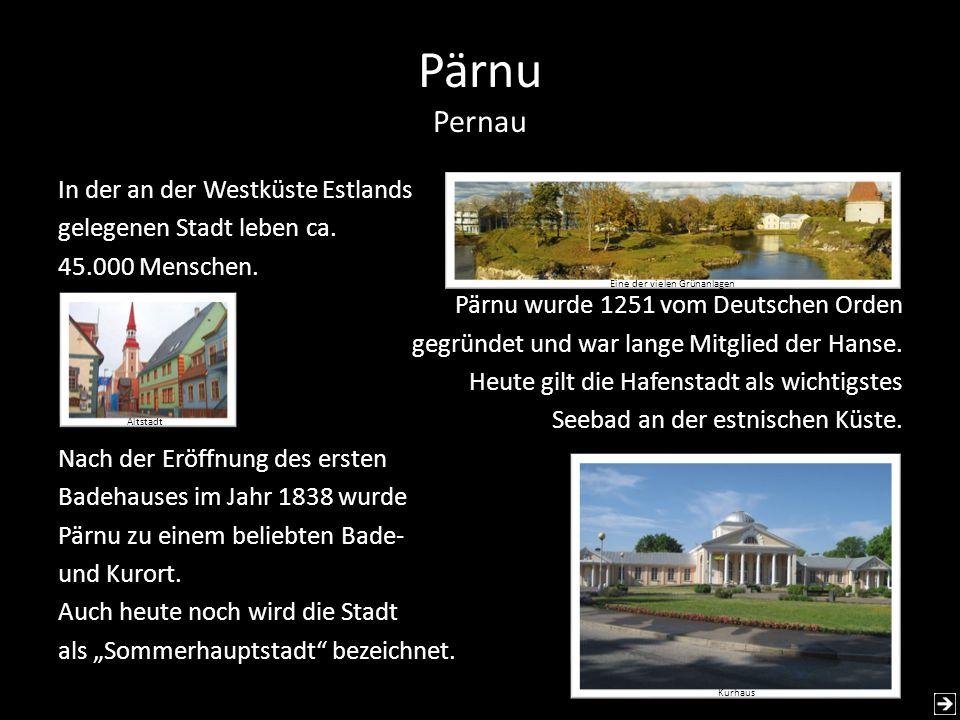Pärnu Pernau