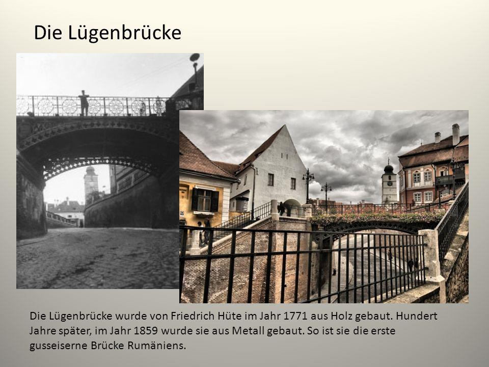 Die Lügenbrücke