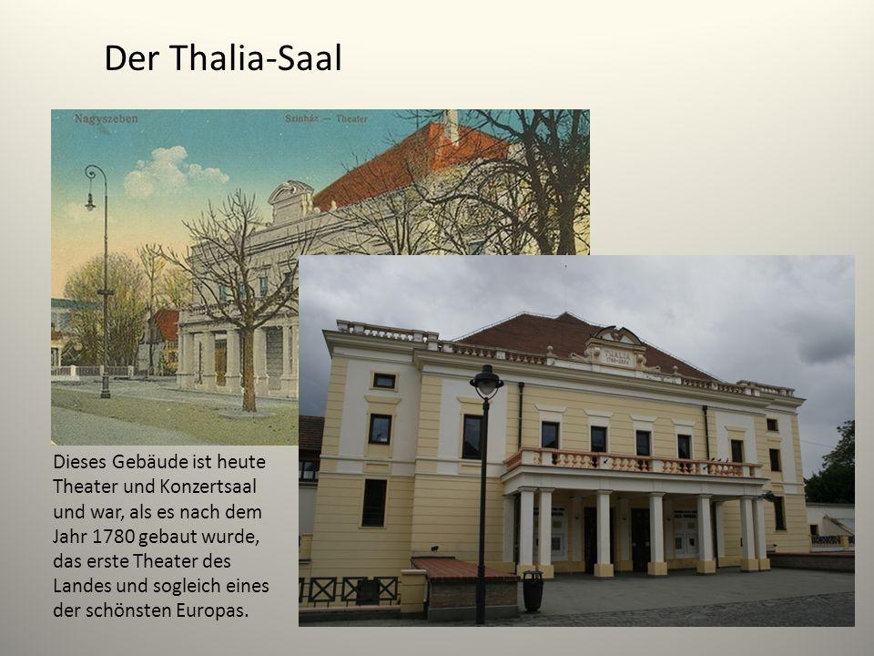 Der Thalia-Saal