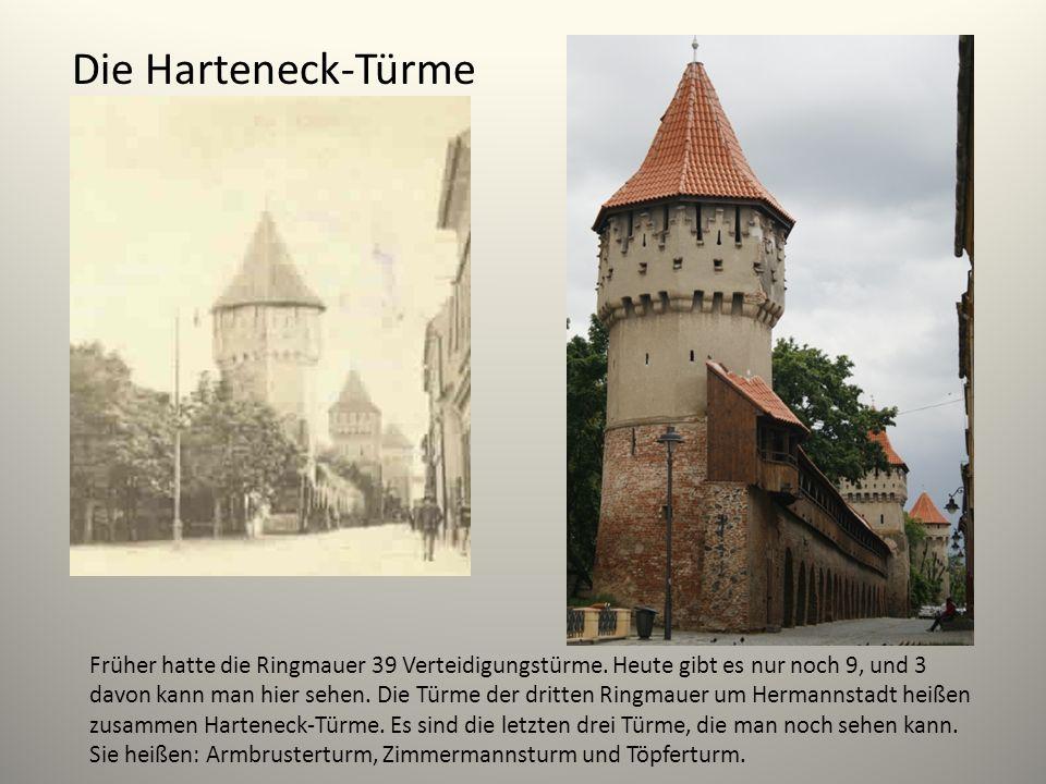 Die Harteneck-Türme