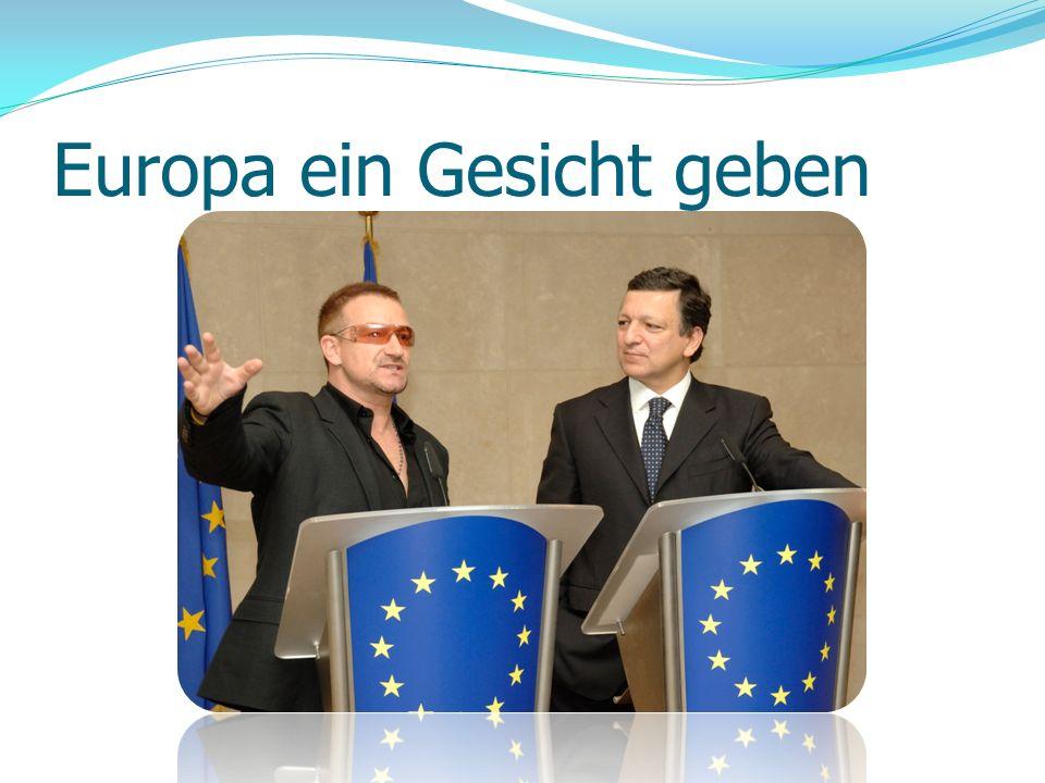 Europa ein Gesicht geben