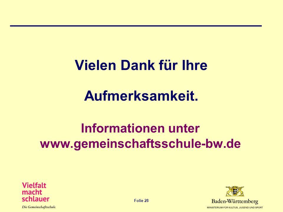 Informationen unter www.gemeinschaftsschule-bw.de
