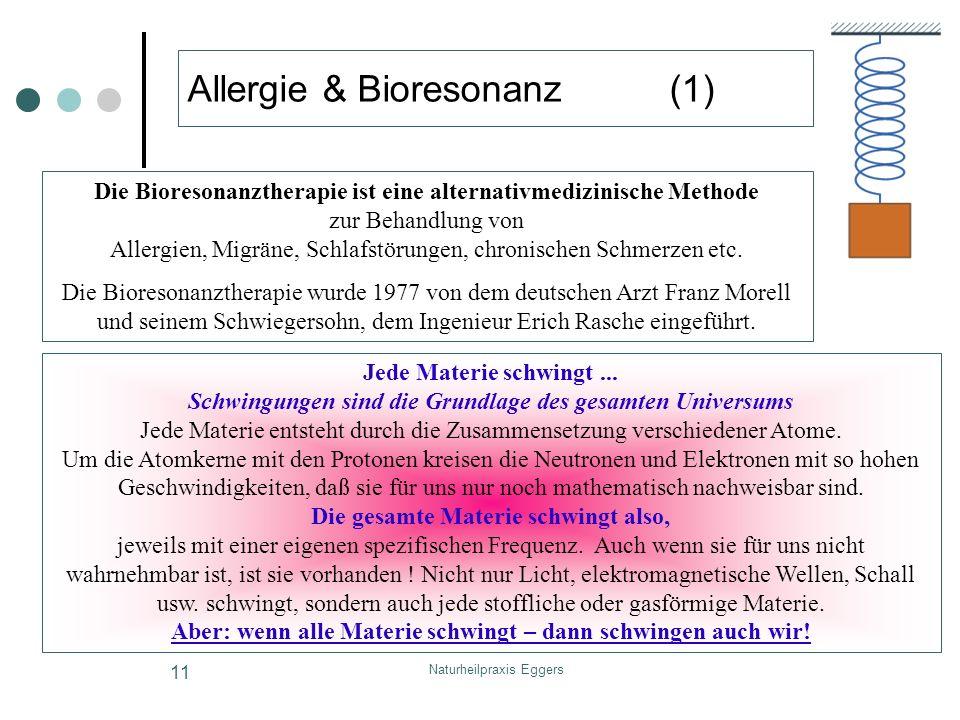 Allergie & Bioresonanz (1)