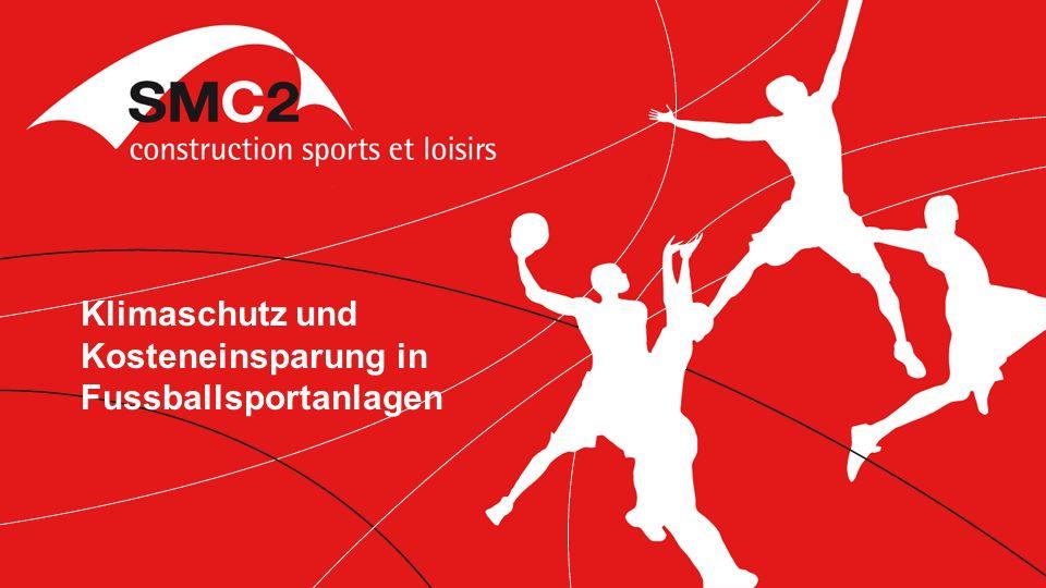 Klimaschutz und Kosteneinsparung in Fussballsportanlagen