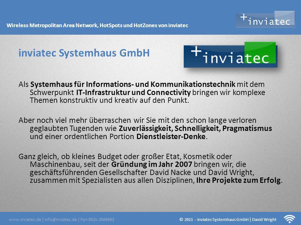 Fehmarn Hotsots inviatec Systemhaus GmbH