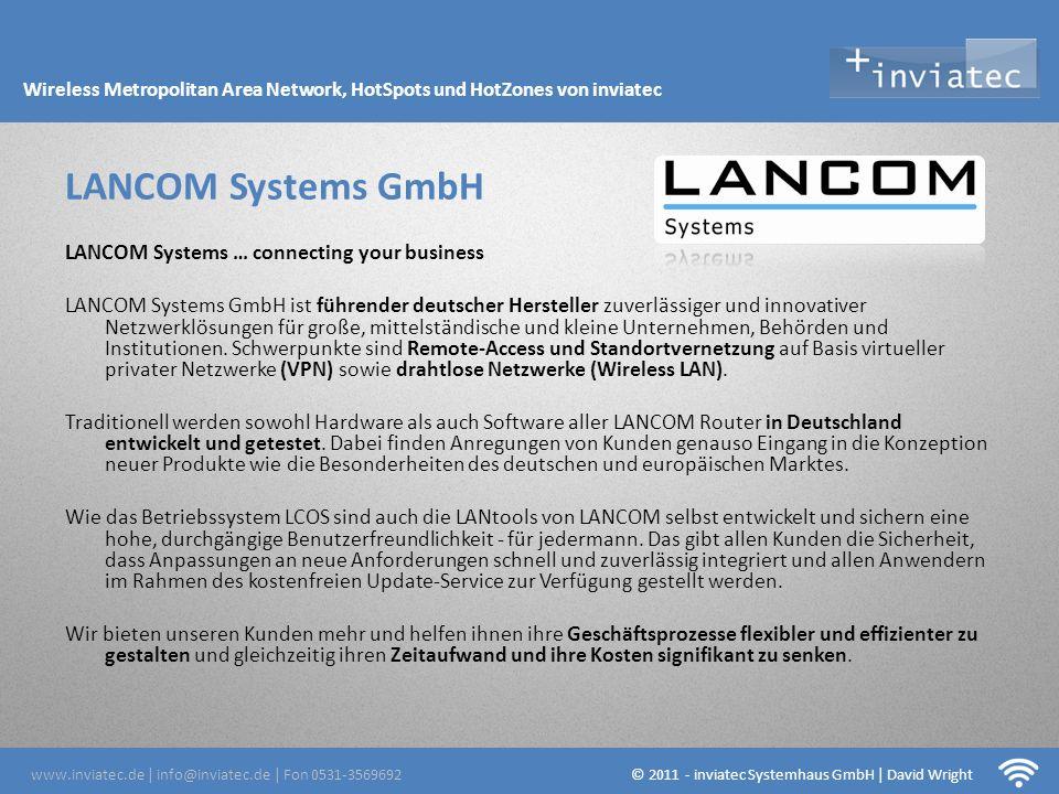 Fehmarn Hotsots LANCOM Systems GmbH