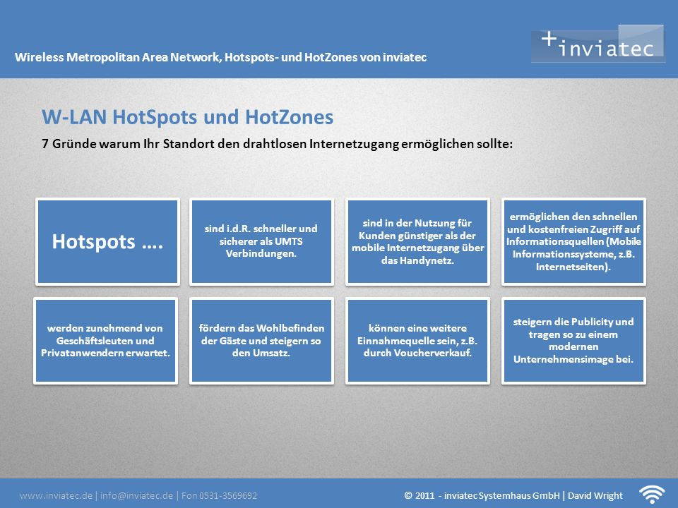 Fehmarn Hotsots W-LAN HotSpots und HotZones Hotspots ….