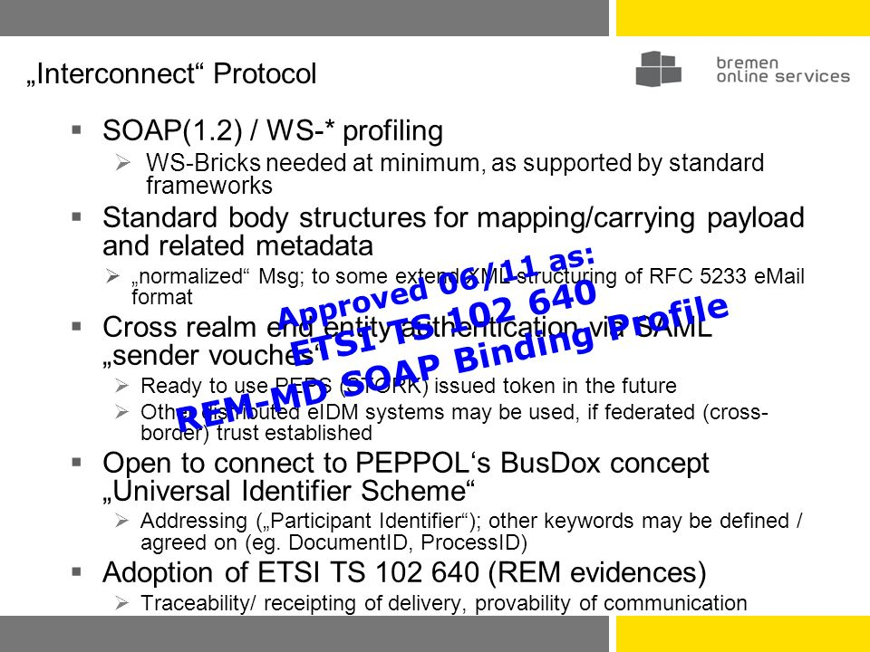 """Interconnect Protocol"