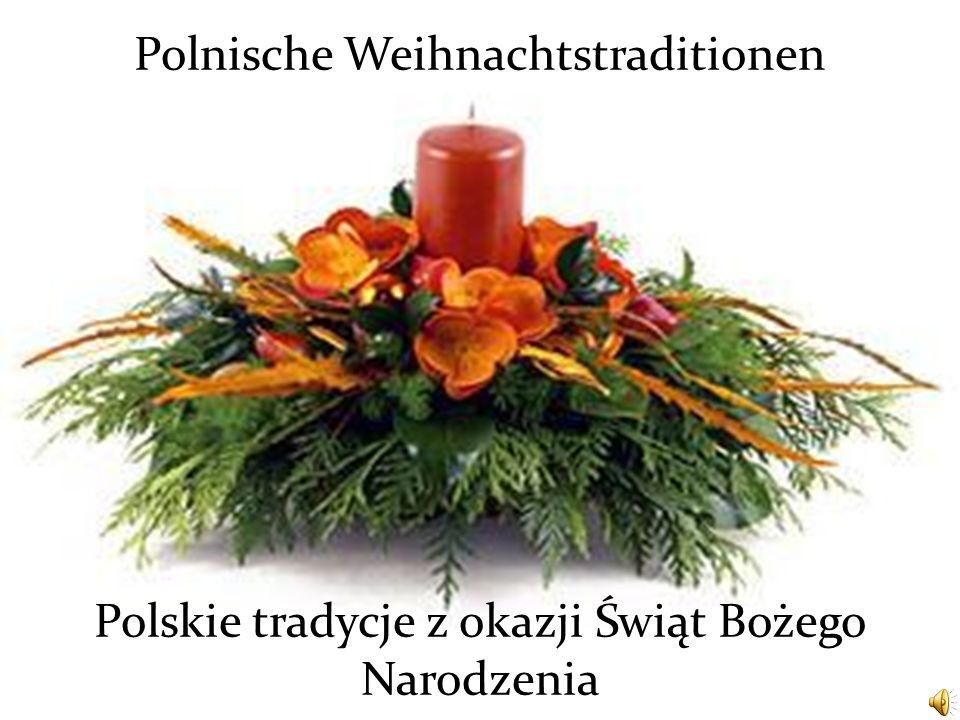 Polnische Weihnachtstraditionen