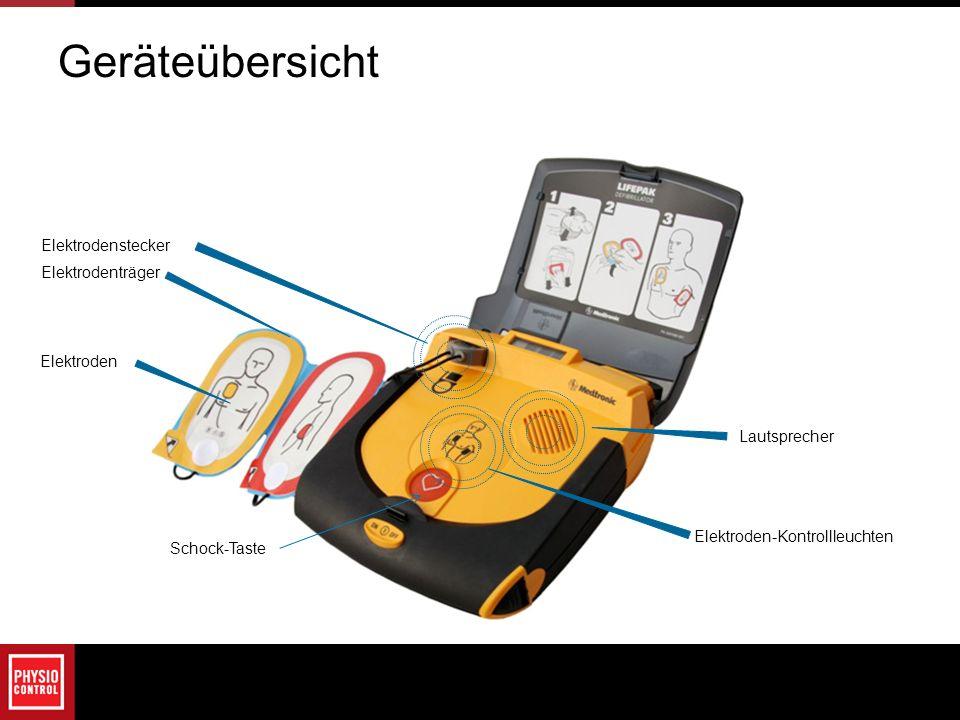 Elektroden-Kontrollleuchten