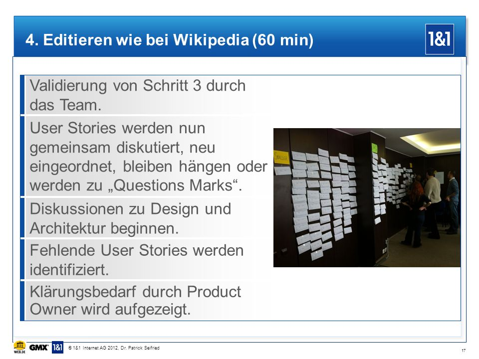 4. Editieren wie bei Wikipedia (60 min)
