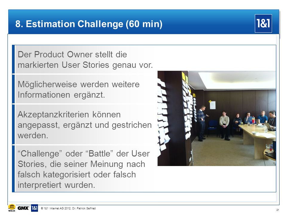 8. Estimation Challenge (60 min)