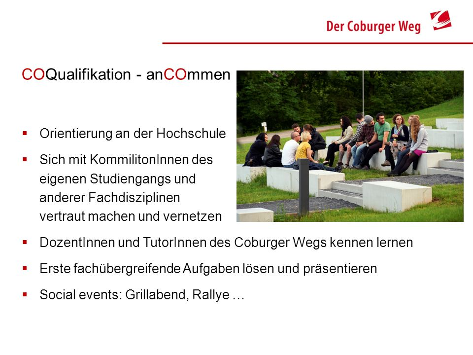 COQualifikation - anCOmmen