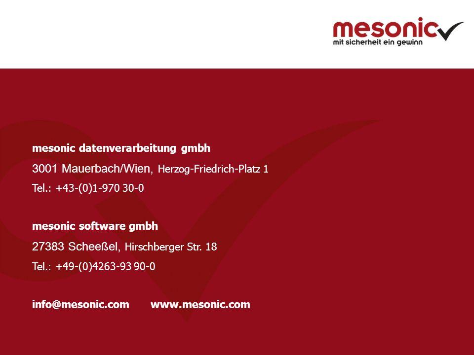 3001 Mauerbach/Wien, Herzog-Friedrich-Platz 1
