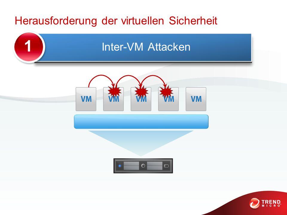Herausforderung der virtuellen Sicherheit