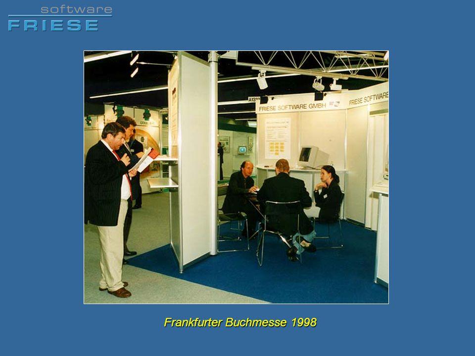 Frankfurter Buchmesse 1998