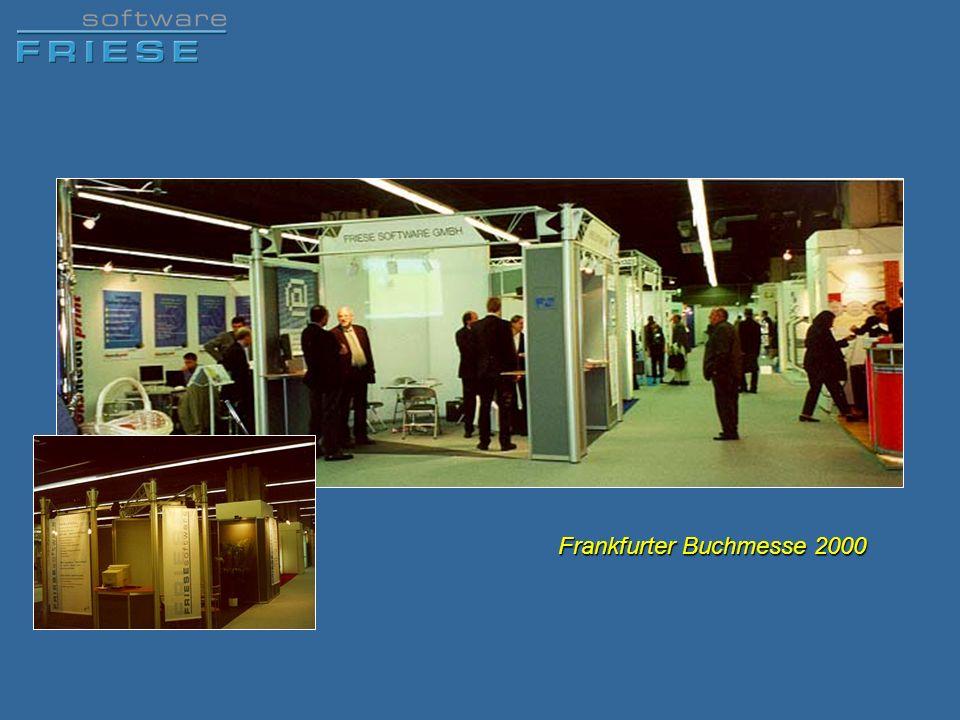 Frankfurter Buchmesse 2000