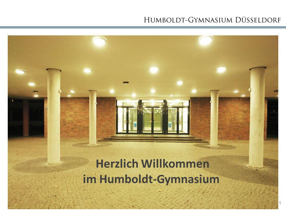 im Humboldt-Gymnasium