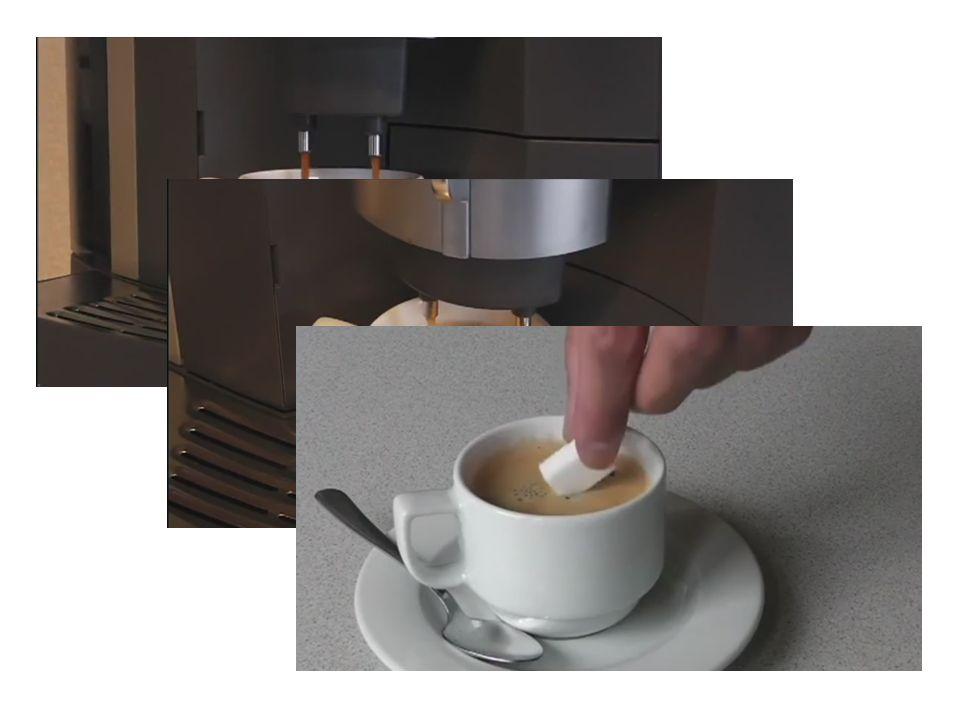 Dabei zeigte sich zum Beispiel, dass bei der wirklich kleinen Sequenz mit der Kaffeepause der Wurm im Detail steckt.