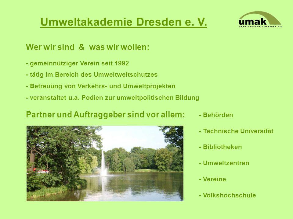Umweltakademie Dresden e. V.