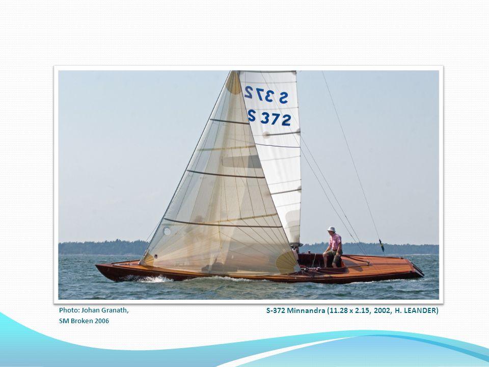 S-372 Minnandra (11.28 x 2.15, 2002, H. LEANDER)