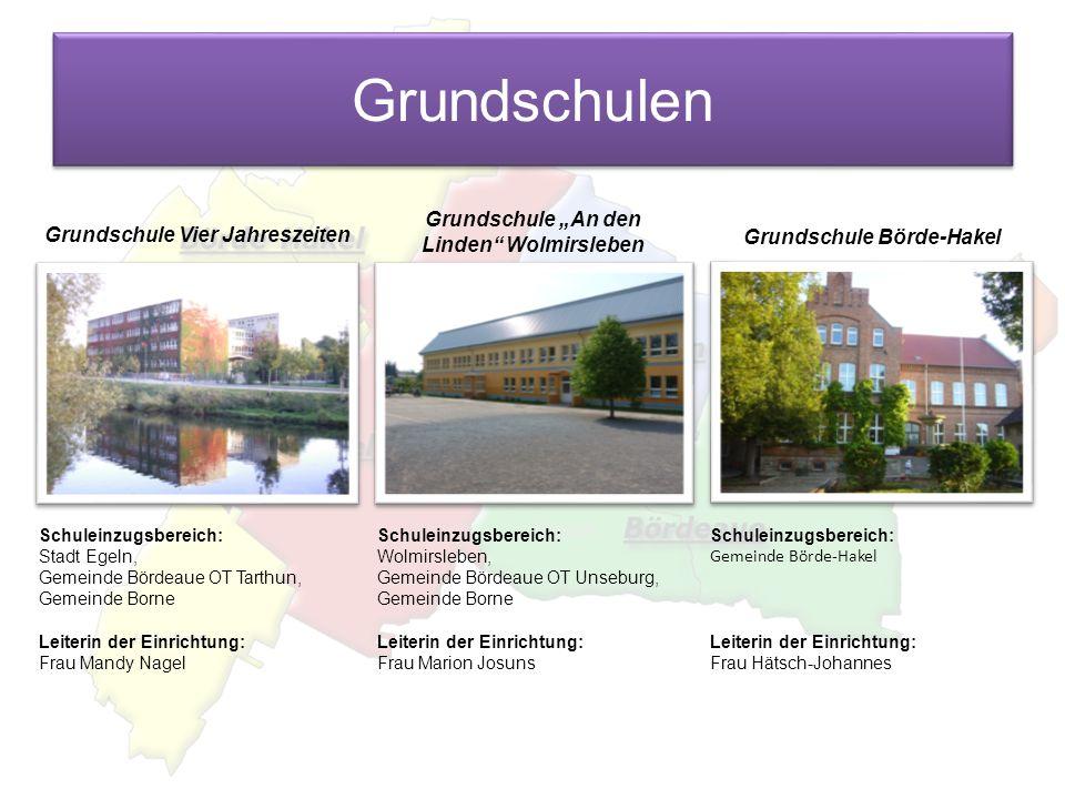 "Grundschule ""An den Linden Wolmirsleben"