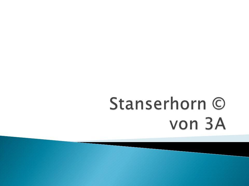 Stanserhorn © von 3A