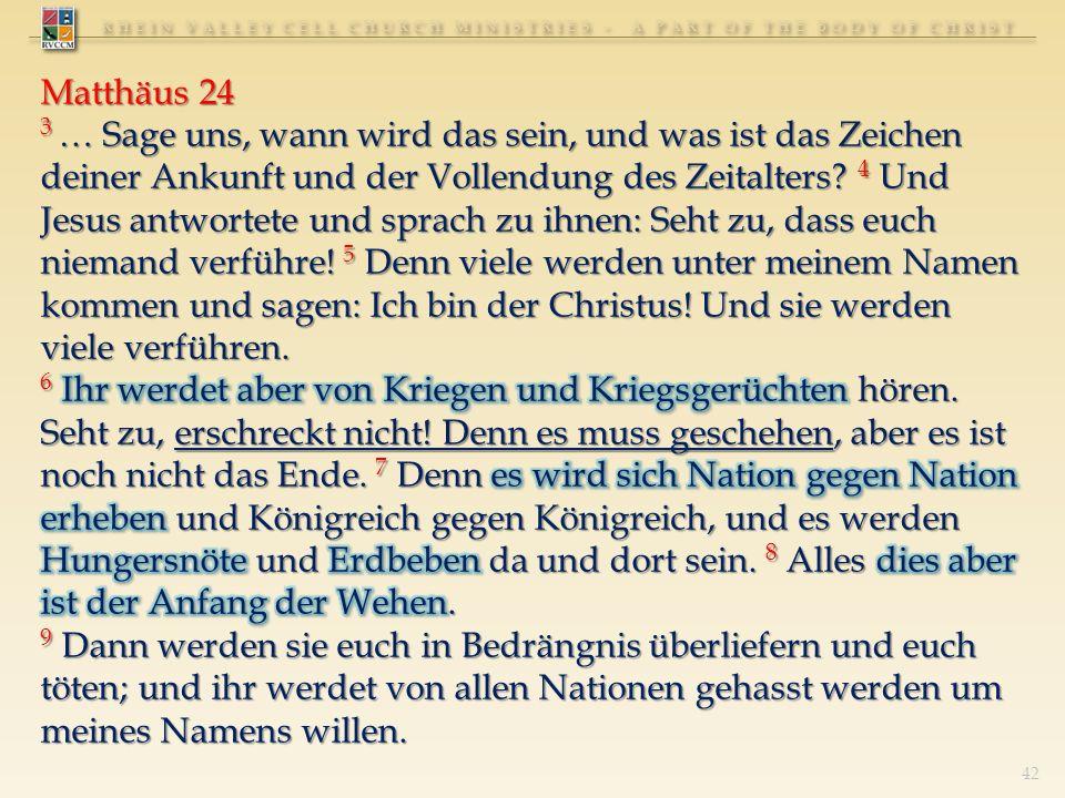 Matthäus 24