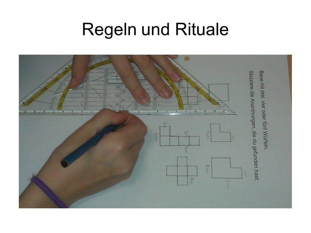 Regeln und Rituale