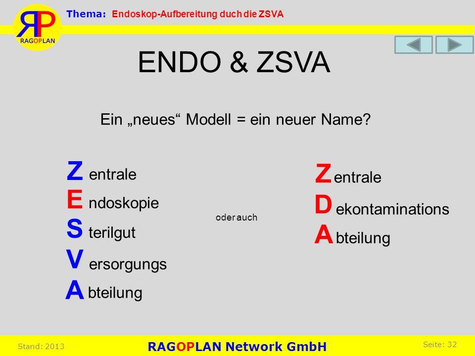 """Ein """"neues Modell = ein neuer Name"""