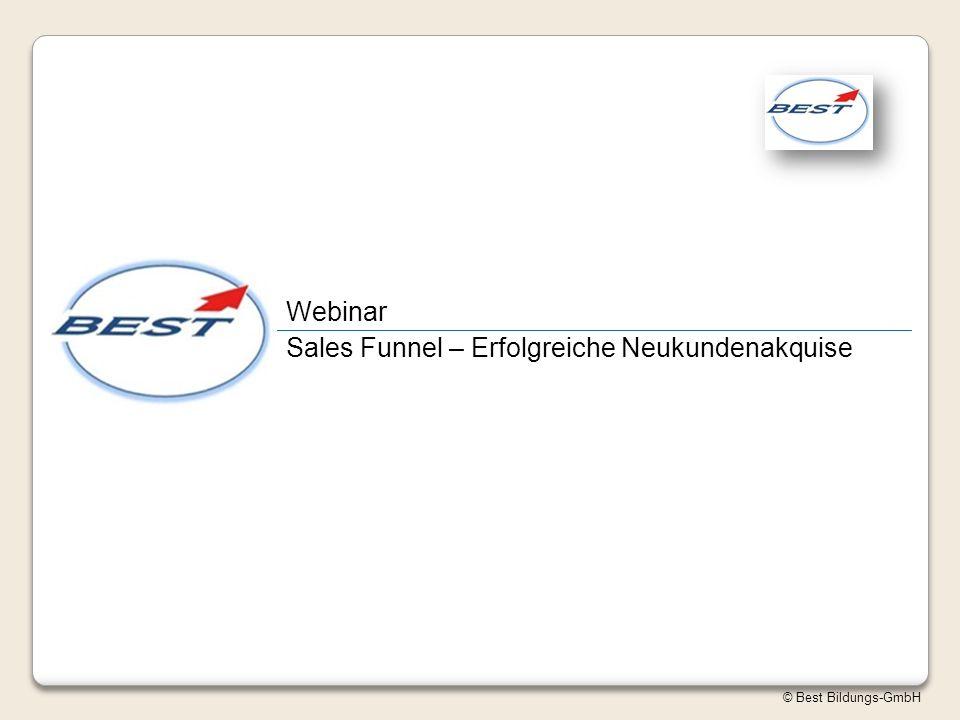 Webinar Sales Funnel – Erfolgreiche Neukundenakquise