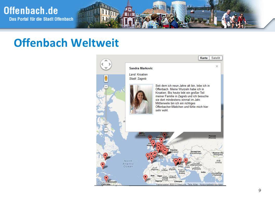 Offenbach Weltweit