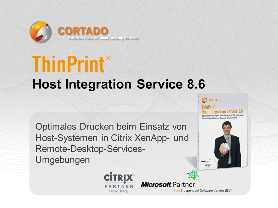 Host Integration Service 8.6