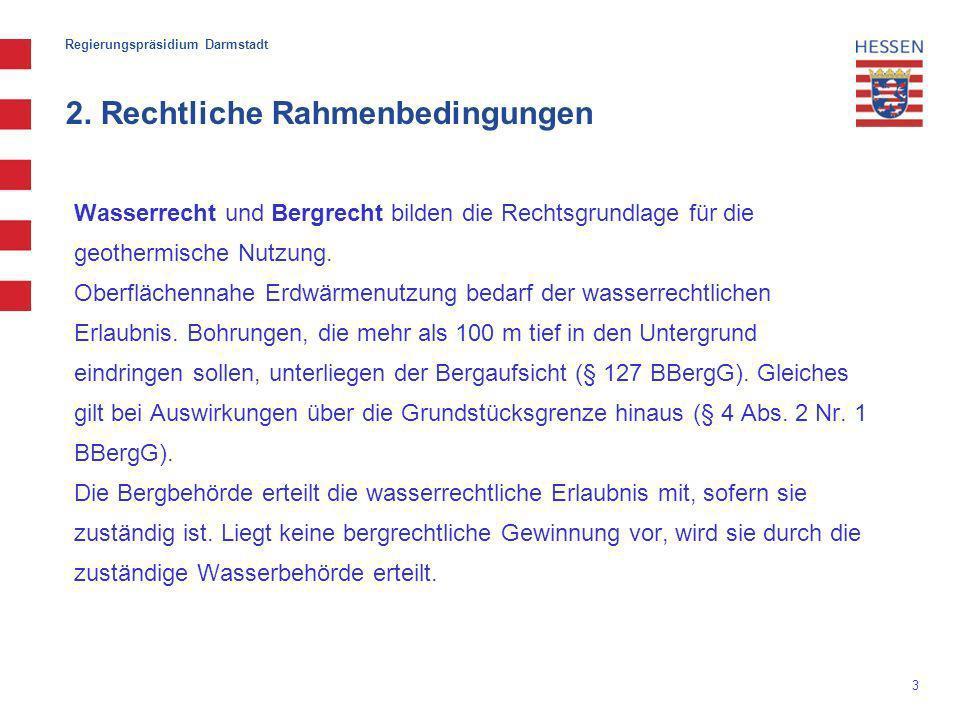 2. Rechtliche Rahmenbedingungen