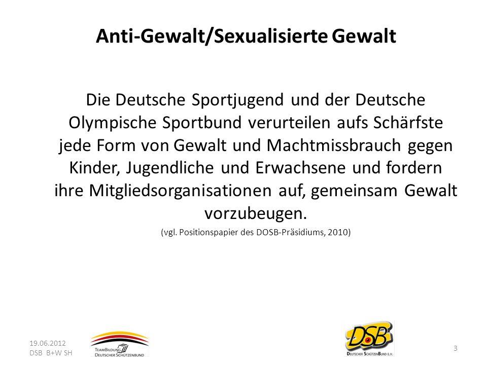 Anti-Gewalt/Sexualisierte Gewalt