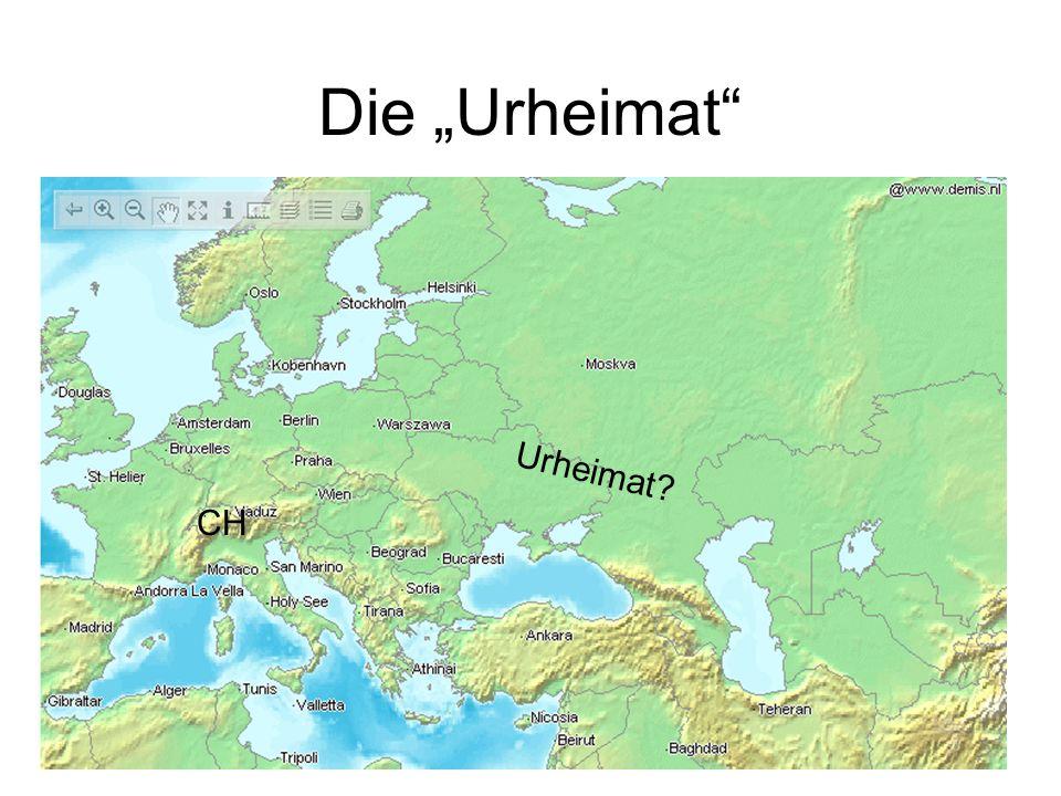 "Die ""Urheimat Urheimat CH"