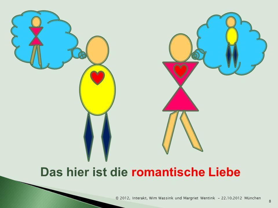 Das hier ist die romantische Liebe