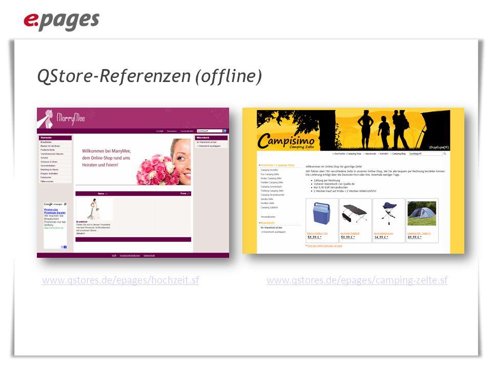 QStore-Referenzen (offline)