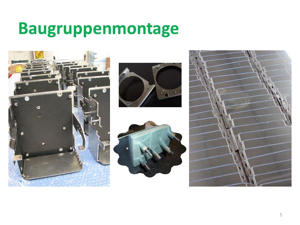 Baugruppenmontage