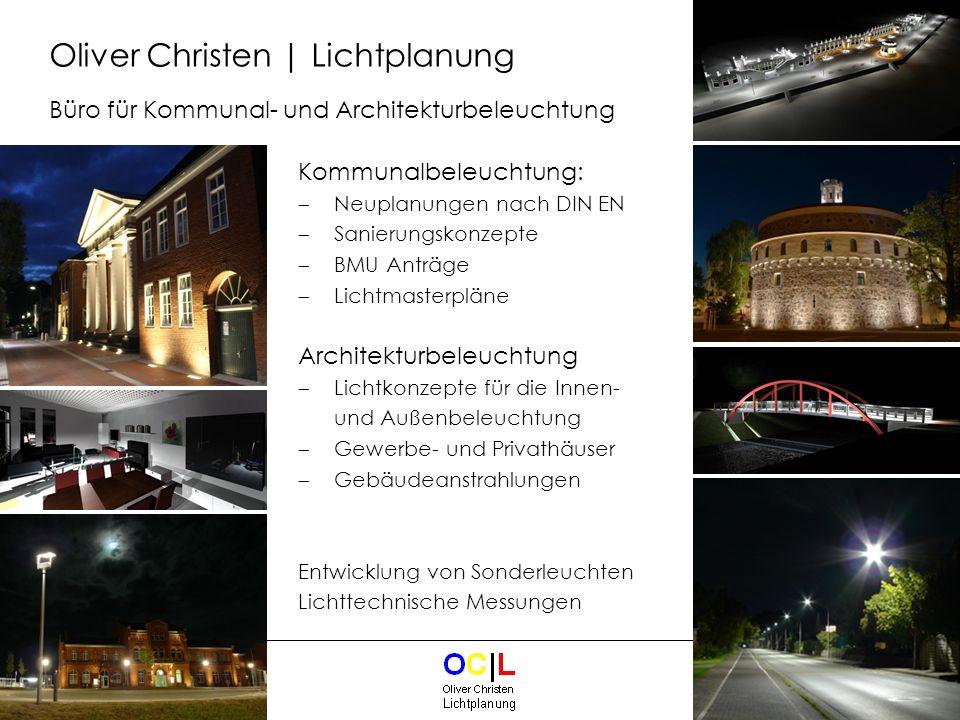 Oliver Christen | Lichtplanung