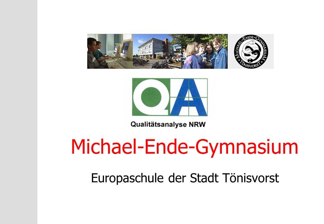 Michael-Ende-Gymnasium Europaschule der Stadt Tönisvorst