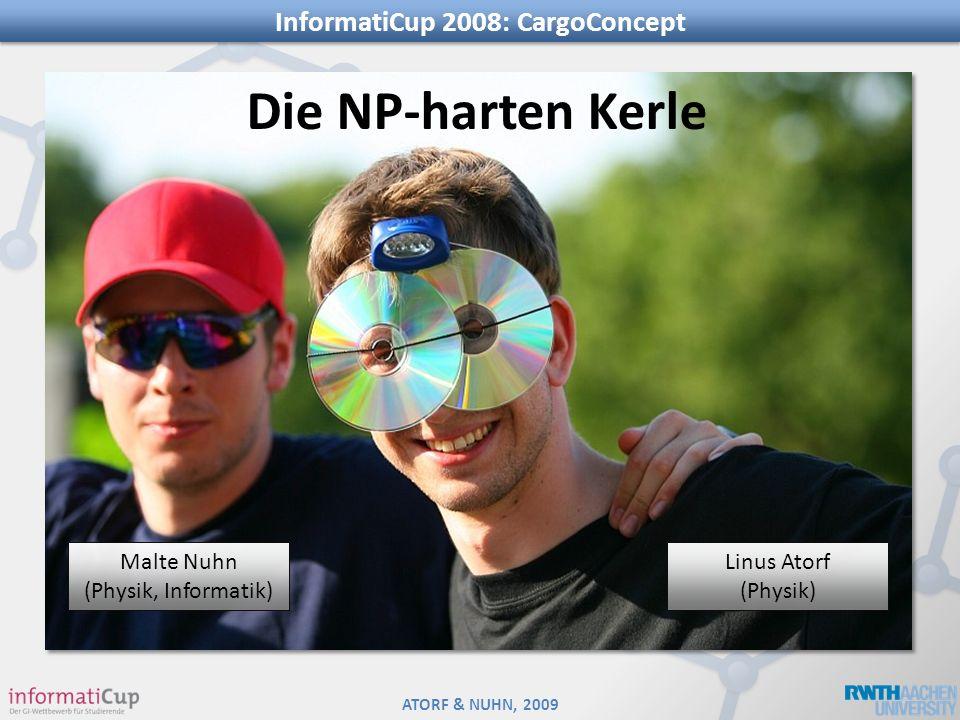 InformatiCup 2008: CargoConcept
